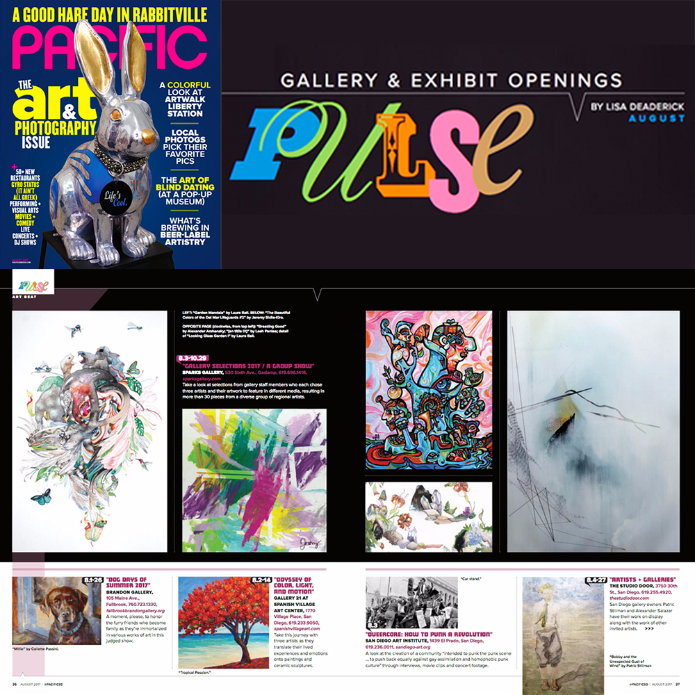 Pulse: Gallery Exhibition Preview August