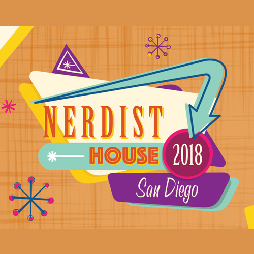 Nerdist House Takes Over SG For Comic Con