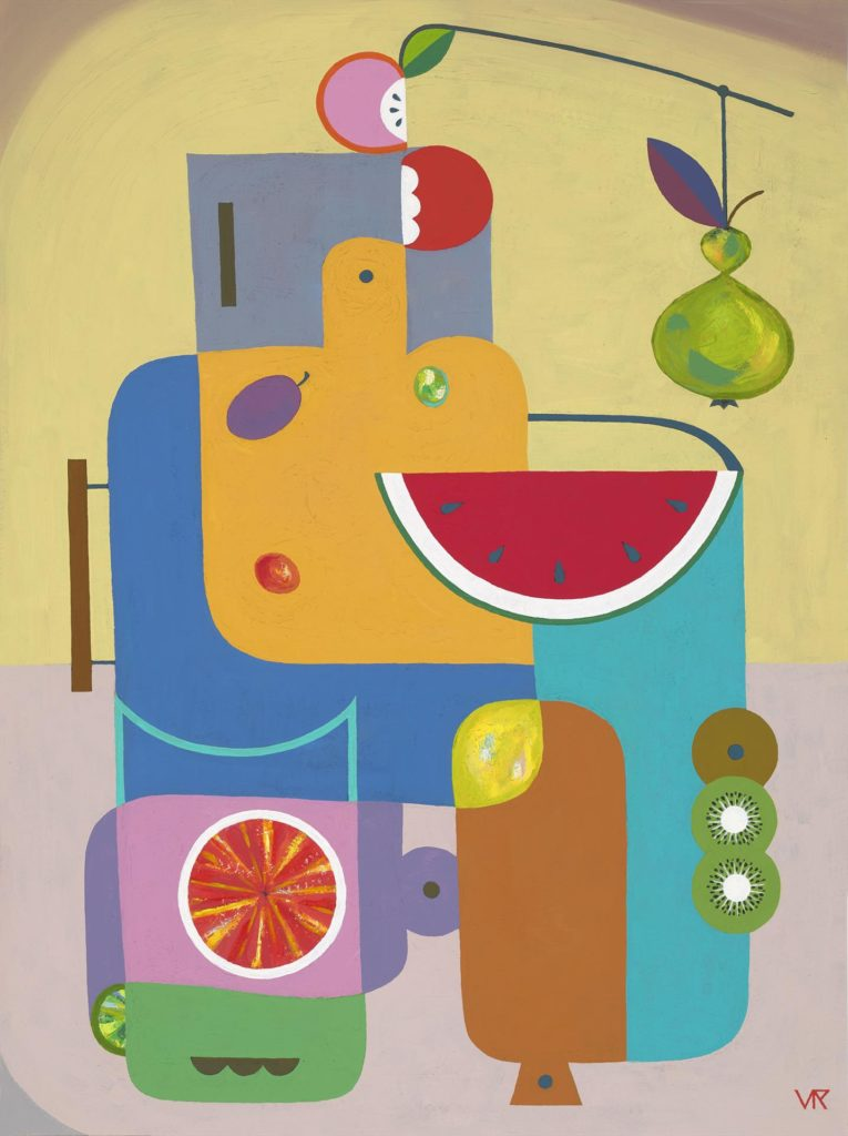 Fruits and Boards