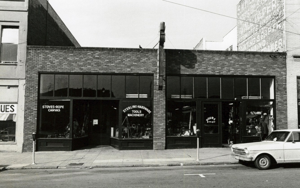 Sparks Gallery: The History Behind The Building