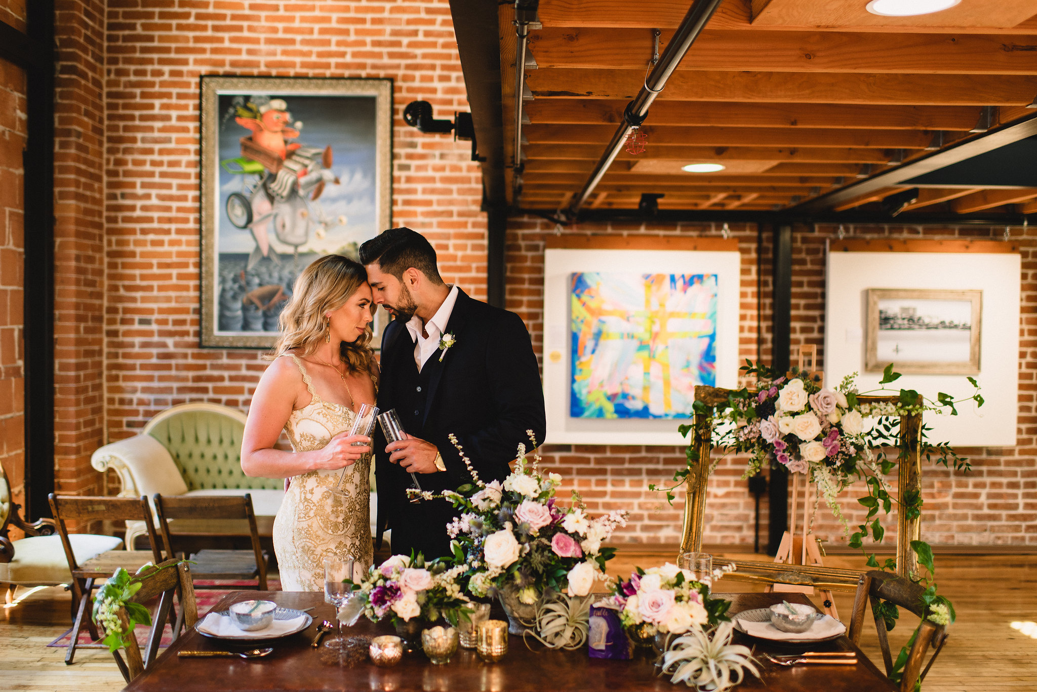 Weddings in Downtown San Diego's Gaslamp Quarter